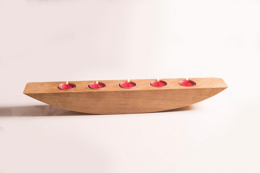 Kerzenhalter von Zachi Wiedner Möbel&Raumdesign