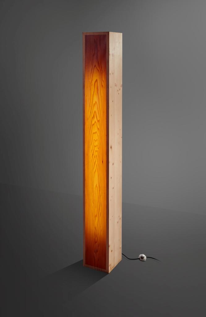 Stehleuchte Benlight von Zachi Wiedner Möbel&Raumdesign