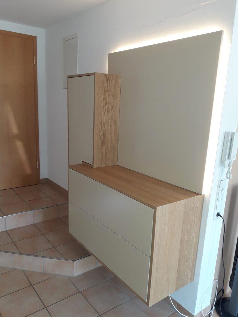 Garderobenschrank von Zachi Wiedner Möbel&Raumdesign