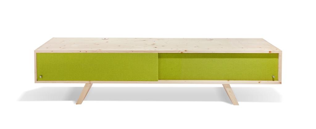Schwarzwald-Lowboard von Zachi Wiedner Möbel&Raumdesign
