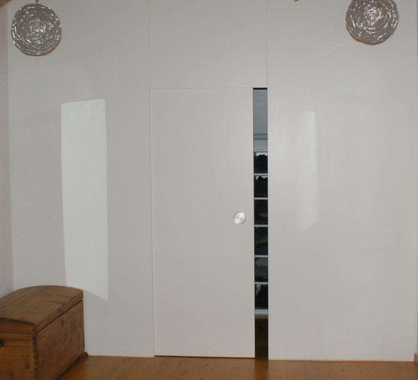 Schiebetür von Zachi Wiedner Möbel&Raumdesign