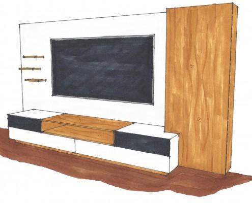Planung - Zachi Wiedner Möbel&Raumdesign