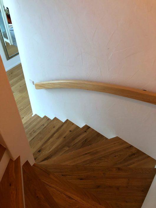 Treppe von Zachi Wiedner Möbel&Raumdesign