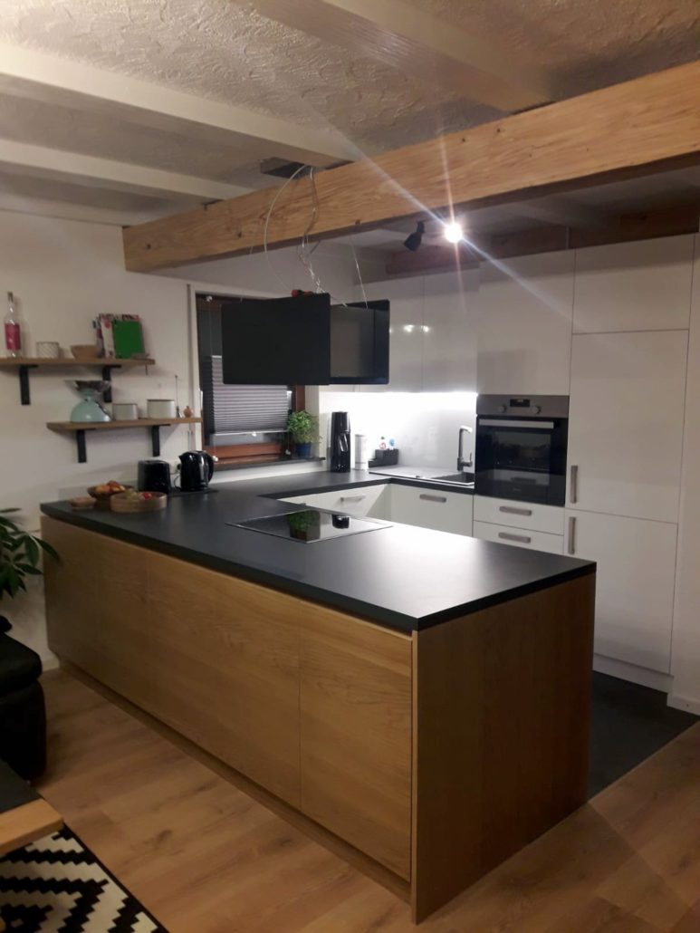 Schreinerküche von Zachi Wiedner Möbel&Raumdesign