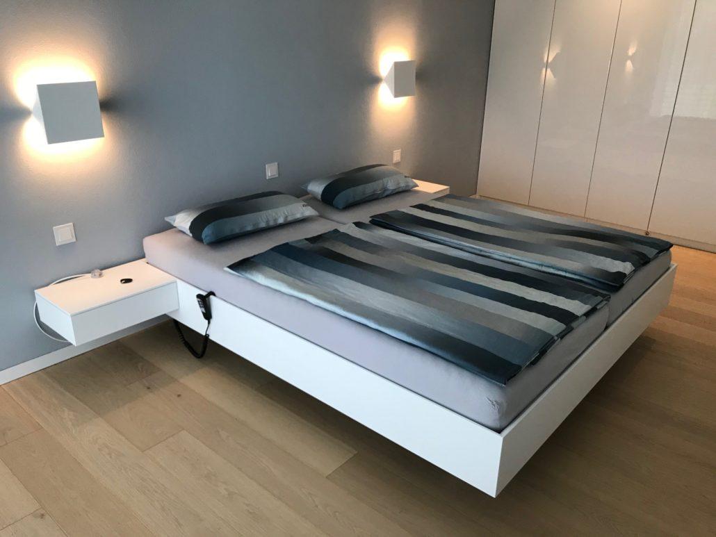 Bett auf Maß - Zachi Wiedner Möbel&Raumdesign