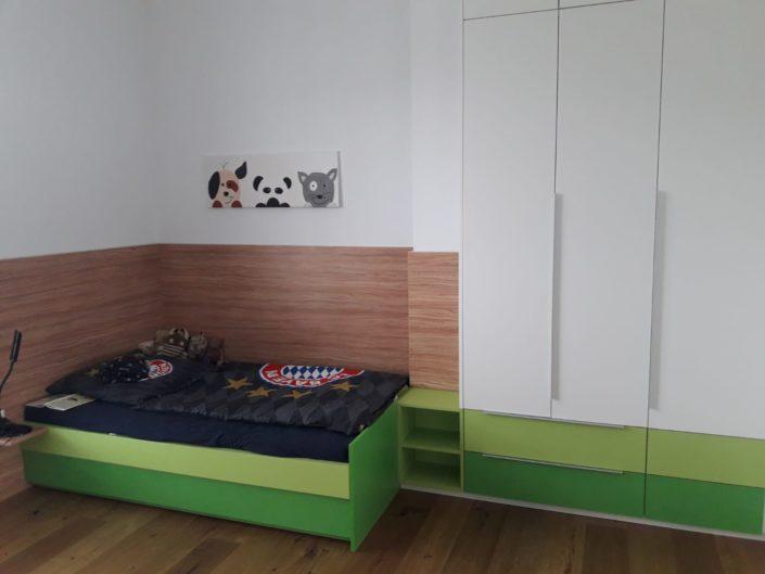 Jugendzimmer - Zachi Wiedner öbel&Raumdesign