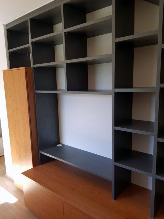 Bücherregal - Zachi Wiedner Möbel&Raumdesign