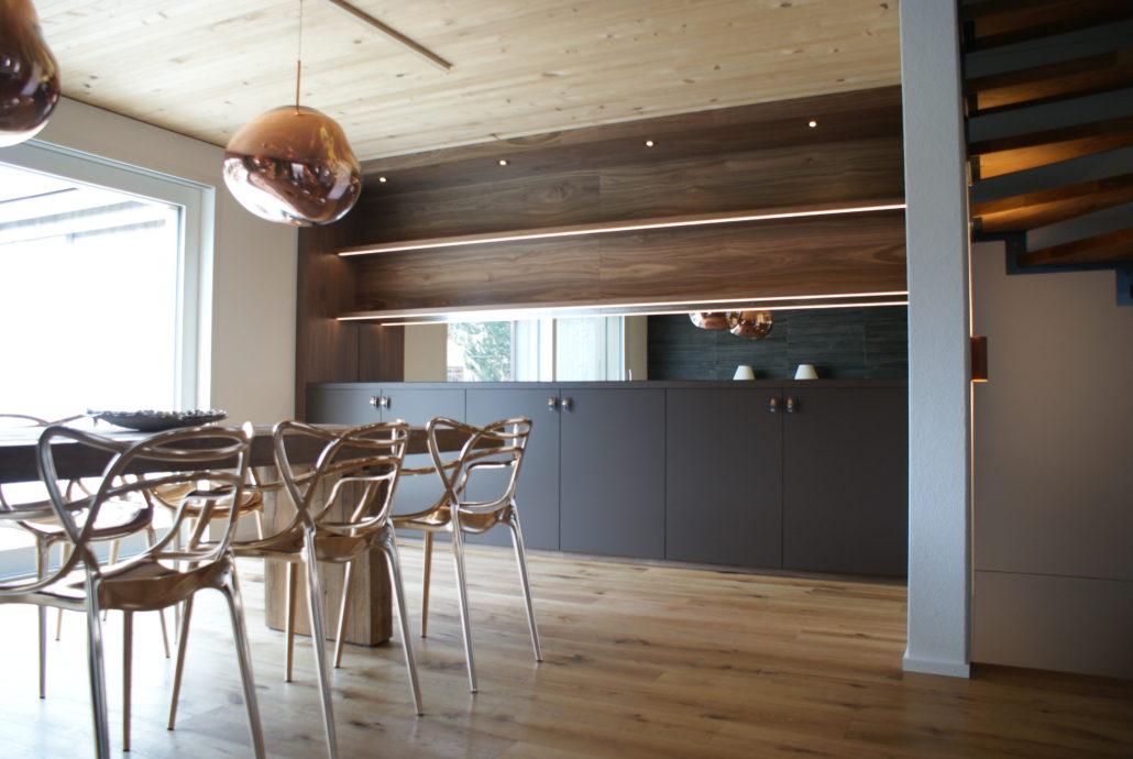 Wohnzimmerwand - Zachi Wiedner Möbel&Raumdesign