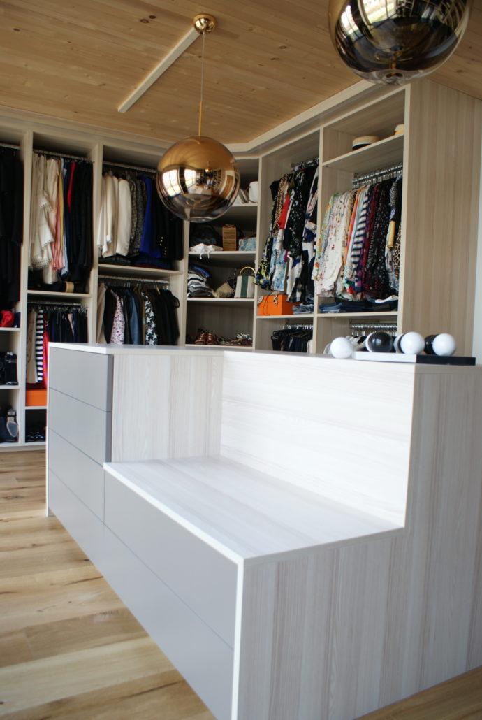 Ankleide - Zachi Wiedner Möbel&Raumdesign